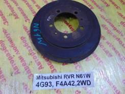 Барабан тормозной задн. Mitsubishi RVR N61W Mitsubishi RVR N61W