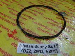 Трос открывания багажника Nissan Sunny SB15 Nissan Sunny SB15 2000