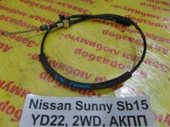 Трос замка зажигания Nissan Sunny SB15 Nissan Sunny SB15 2001