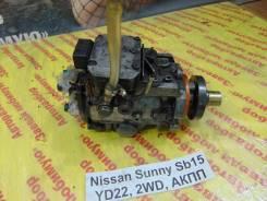 Тнвд Nissan Sunny SB15 Nissan Sunny SB15 2000