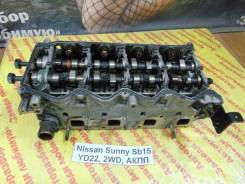 Головка блока цилиндров Nissan Sunny SB15 Nissan Sunny SB15 2000