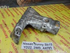 Защита выпускного коллектора Nissan Sunny SB15 Nissan Sunny SB15 2000