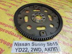 Маховик Nissan Sunny SB15 Nissan Sunny SB15 2000