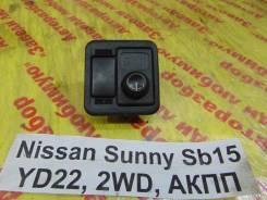 Блок управления зеркалами Nissan Sunny SB15 Nissan Sunny SB15 2000