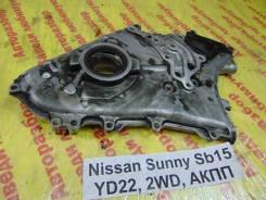 Насос масляный Nissan Sunny SB15 Nissan Sunny SB15 2000