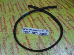 Уплотнитель капота Nissan Sunny SB15 Nissan Sunny SB15 2000