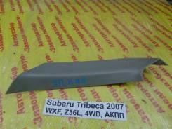 Накладка двери багажника Subaru Tribeca Subaru Tribeca