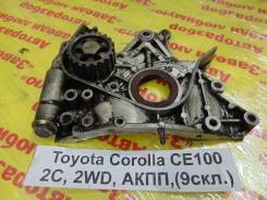 Насос масляный Toyota Corolla CE100 Toyota Corolla CE100