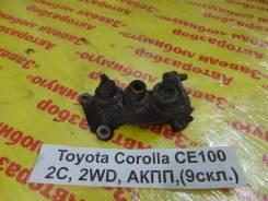 Фланец двигателя системы охлаждения Toyota Corolla CE100 Toyota Corolla CE100