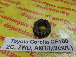 Шестерня коленвала Toyota Corolla CE100 Toyota Corolla CE100