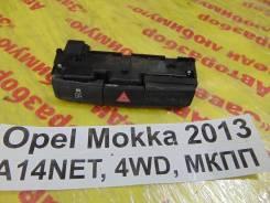 Кнопка аварийной сигнализации Opel Mokka Opel Mokka 2013