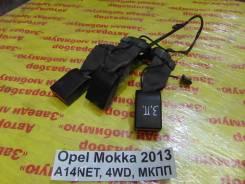 Замок ремня безопасности задн. Opel Mokka Opel Mokka 2013