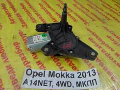 Моторчик стеклоочистителя Opel Mokka Opel Mokka 2013, задний