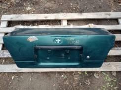 Крышка багажника. Toyota Tercel, EL51