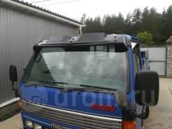 Козырек над лобовым стеклом Mazda Titan грузовик