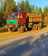 Tatra. Татра 817, 15 825куб. см., 17 000кг., 6x6