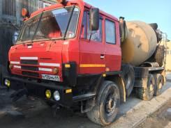 Tatra T815. Продается автобетоносмеситель Tatra 815 VVN 20 6*6, 15 825куб. см., 6,00куб. м.