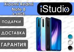 Xiaomi Redmi Note 8. Новый, 64 Гб, 3G, 4G LTE