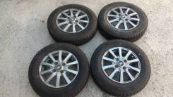 Комплект колес на литье 100*4 с зимней резиной 145/80R13