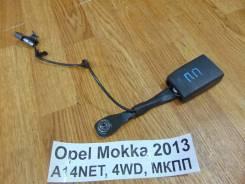 Замок ремня безопасности Opel Mokka Opel Mokka 2013, правый передний