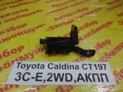 Ручка открывания бензобака Toyota Caldina Toyota Caldina 1999.04