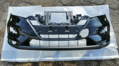 Бампер передний Nissan Qashqai J11 рестайлинг 2017