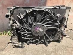 Радиатор охлаждения двигателя. BMW 5-Series, E60, E61