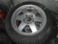 """Комплект колес на мазду премаси на зимней резине-кардиант. диски литы. 5.0x15"""""""