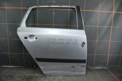 Дверь задняя правая для Skoda Fabia 2