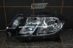 Фара левая для Renault Logan 2