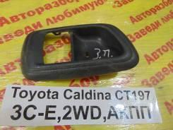 Накладка ручки двери Toyota Caldina Toyota Caldina 1999.04, правая задняя