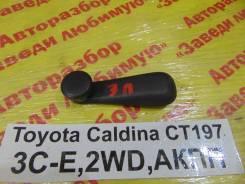 Ручка стеклоподъемника Toyota Caldina Toyota Caldina 1999.04, правая задняя