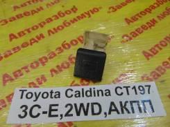 Ручка открывания капота Toyota Caldina Toyota Caldina 1999.04