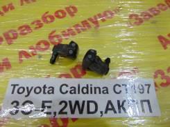 Форсунка омывателя Toyota Caldina Toyota Caldina 1999.04, передняя