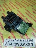 Блок предохранителей салона Toyota Caldina Toyota Caldina 1999.04