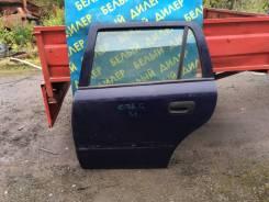 Дверь задняя левая Opel Astra G caravan