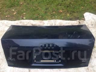 Крышка багажника Audi A4 B6 USA