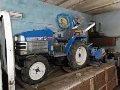 Iseki TM. Мини трактор Iseki, 15 л.с.