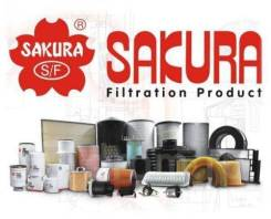 Фильтр масляный Sakura C-1614 Sakura C-1614