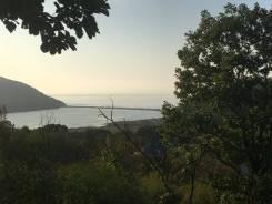 Срочно продам земельный участок с шикарным видом на море под ИЖС. 1 950кв.м., аренда