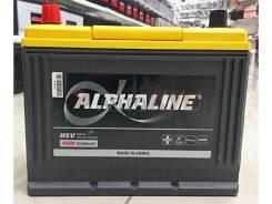 Alphaline. 75А.ч., Прямая (правое), производство Корея