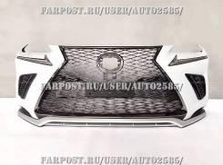 Передний бампер F-Sport Lexus NX200, NX200t, NX300, NX300h 2014+