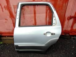 Дверь задняя левая (железо). 2001. E11073020G