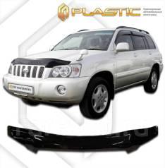 Дефлектор капота Toyota Highlander 1998-2007 (Мухобойка) 429