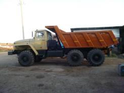 Урал. Продается грузовой самосвал 5503 (УРАЛ), 14 860куб. см., 10 000кг., 6x6