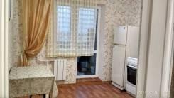 1-комнатная, улица Флегонтова 4. Индустриальный, частное лицо, 40,0кв.м. Кухня