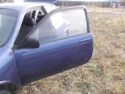 Дверь левая боковая Toyota Corolla II EL41 4EFE