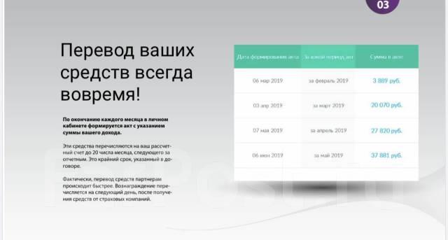 Платформа по оформлению ОСАГО , Юр. услуги , Ипотека