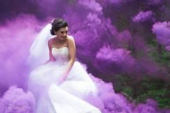 Цветной дым для свадебной фотосессии В Наличии