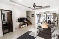 Таиланд, Пхукет, пляж Бангтао, аренда таунхауса,3 спальни для 6 гостей